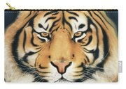 Tiger At Midnight Carry-all Pouch
