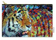 Tiger Big Colors Carry-all Pouch
