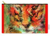 Tiger Burning Bright Carry-all Pouch