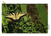 Tiger Butterfly Posing Carry-all Pouch