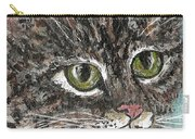 Tiger Cat Carry-all Pouch