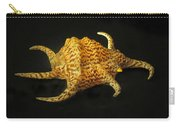 Tiger Conch Seashell Carry-all Pouch