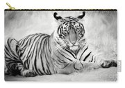 Tiger Cub At Rest Carry-all Pouch