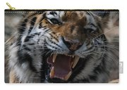 Tiger Faces 2 Carry-all Pouch