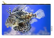 Tiger Fish Carry-all Pouch