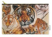 Tiger Haven Carry-all Pouch