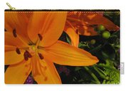 Tiger Lily Bouquet Carry-all Pouch
