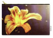 Tiger Lily On Waters Edge Carry-all Pouch