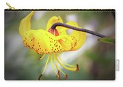Tiger Lily. Carry-all Pouch