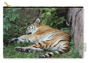 Tiger- Lincoln Park Zoo Carry-all Pouch