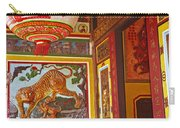 Tiger Mural Carry-all Pouch