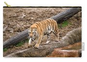 Tiger On The Prowl Carry-all Pouch