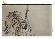 Tiger Painting Carry-all Pouch