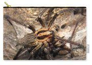Tiger Spider  Carry-all Pouch