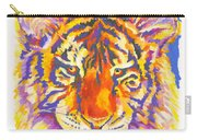 Tiger Carry-all Pouch by Stephen Anderson