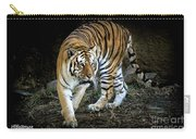 Tiger Stripes Memphis Zoo Carry-all Pouch