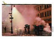 Tiger Suanters The Sloggy Evening Urban Landscape Carry-all Pouch