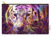 Tiger Surreal Painting Predator  Carry-all Pouch