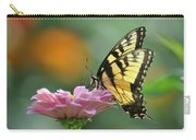 Tiger Swallowtail Butterfly Carry-all Pouch by Bill Cannon