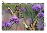 Tiger Swallowtails Carry-all Pouch