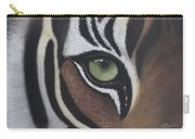 Tiger's Eye Carry-all Pouch