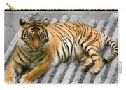 Tigers Look Carry-all Pouch