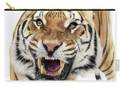 Tigers Pace Carry-all Pouch
