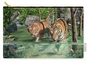 Tiger's Water Park Carry-all Pouch