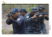 Tigres Commandos Conduct Bounding Carry-all Pouch