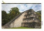 Tikal Mayan Site Guatemala Carry-all Pouch