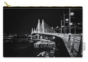 Tilikum Crossing Cutting Through The Night Carry-all Pouch