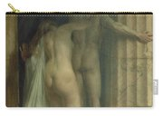 Till Death Us Do Part Carry-all Pouch by SCH Goetze