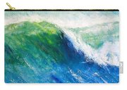 Tilting Wave Carry-all Pouch