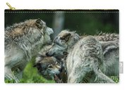 Timber Wolf Picture - Tw70 Carry-all Pouch