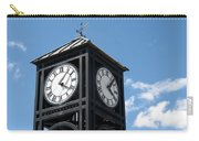 Time And Time Again Carry-all Pouch