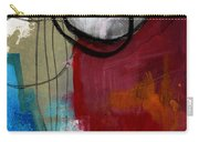 Time Between- Abstract Art Carry-all Pouch