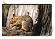 Time For A Peanut Carry-all Pouch