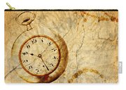 Time Carry-all Pouch by Michal Boubin