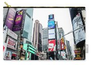 Time Square Carry-all Pouch