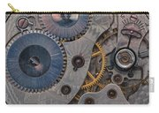 Time Stands Still Carry-all Pouch