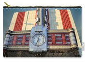 Time Theater Marquee 1938 Carry-all Pouch