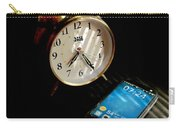 Time Then And Now Carry-all Pouch