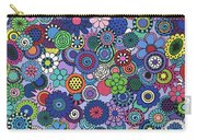 Time To Bloom Carry-all Pouch