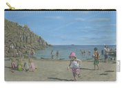 Time To Go Home - Porthgwarra Beach Cornwall Carry-all Pouch