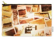 Time Worn Scenes And Places Background Carry-all Pouch