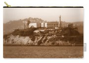 Timeless Alcatraz Carry-all Pouch by Carol Groenen