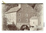 Timeless-clinton Mill N.j.  Carry-all Pouch