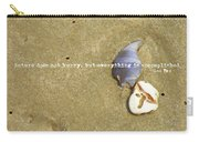 Timeless Nature Quote Carry-all Pouch