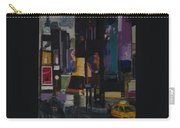 Times Square Crossing Carry-all Pouch