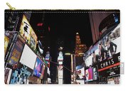 Times Square New York City New Years Eve Carry-all Pouch